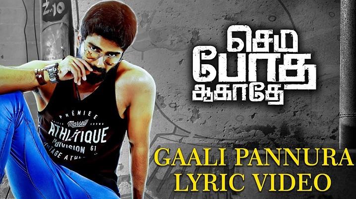 Gaali Pannura Song Lyrics