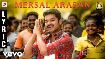 Mersal Arasan Song Lyrics