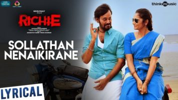 Sollathan Nenaikirane Song lyrics