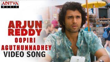 Oopiri Aaguthunnadhey Song Lyrics