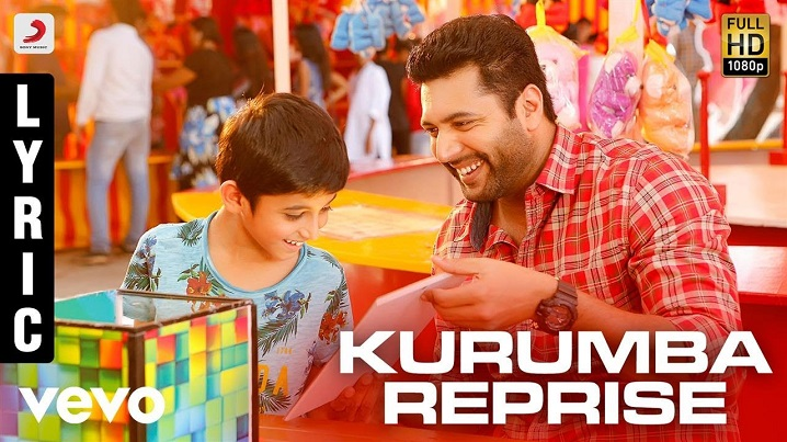 Kurumba Reprise Song Lyrics