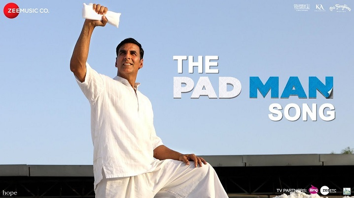 The Pad Man Song Lyrics
