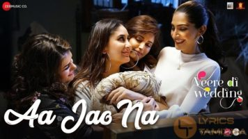 Aa Jao Na Song Lyrics