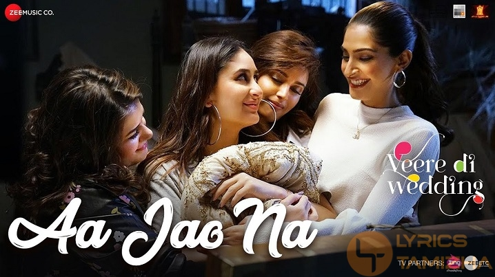 Aa Jao Na Song Lyrics