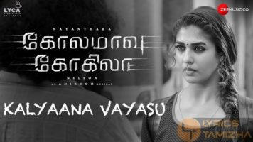 Kalyaana Vayasu Song Lyrics
