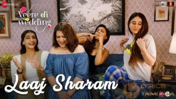 Laaj Sharam Song Lyrics