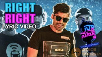Right Right Right Song Lyrics
