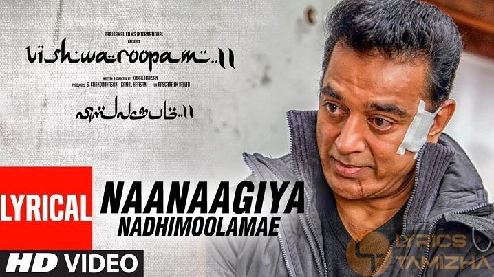 Naanaagiya Nadhimoolamae Lyrics