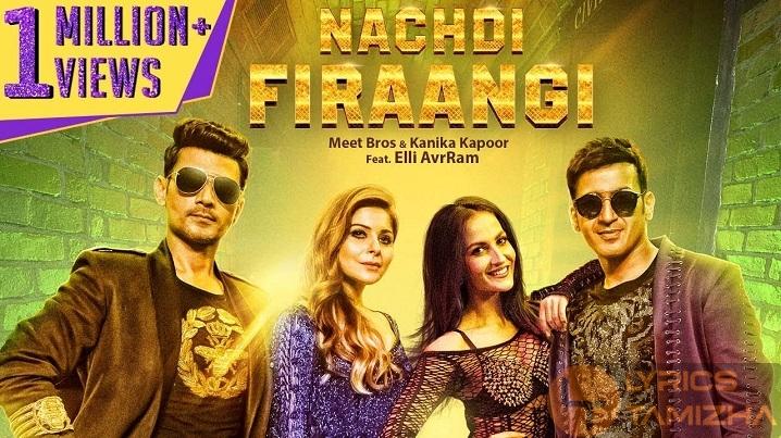 Nachdi Firaangi Song Lyrics