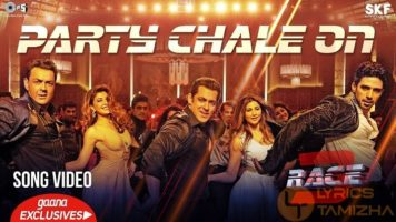 Party Chale On Song Lyrics Race 3