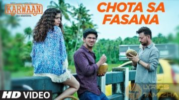 Chota Sa Fasana Song Lyrics