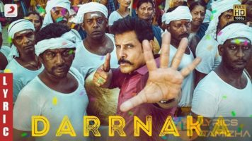 Darrnaka Song Lyrics Saamy