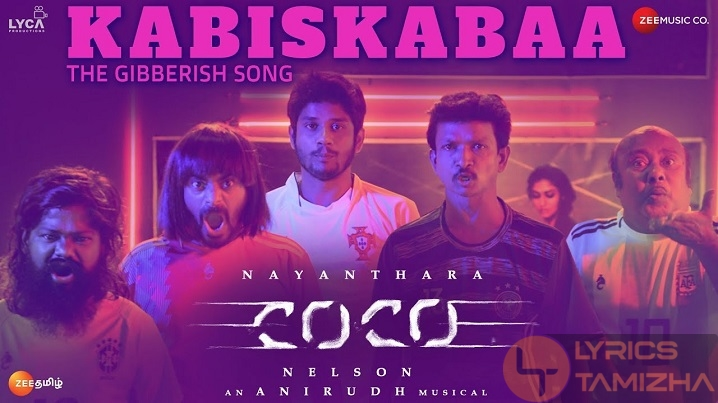Kabiskabaa Coco The Gibberish Song Lyrics