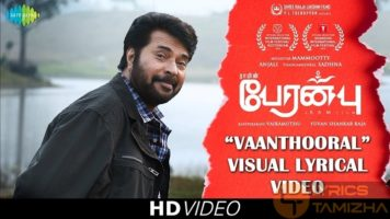 Vaanthooral Song Lyrics Peranbu