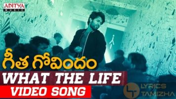 What The Life Song Lyrics