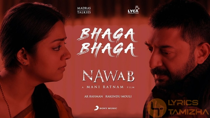 Bhaga Bhaga Song Lyrics Nawab