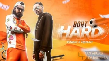 Boht Hard Song Lyrics Emiway Bantai Thoratt