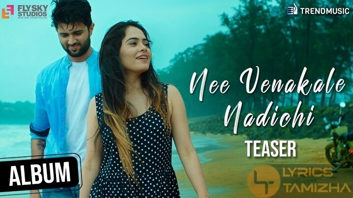Nee Venakale Nadichi Song Lyrics Vijay Deverakonda