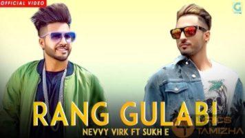 Rang Gulabi Song Lyrics Nevvy Virk
