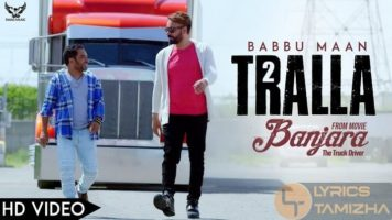 Tralla 2 Song Lyrics Babbu Maan