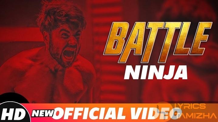 Battle Song Lyrics Ninja