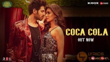Coca Cola Song Lyrics Luka Chuppi