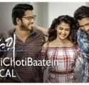 Choti Choti Baatein Song Lyrics Maharshi