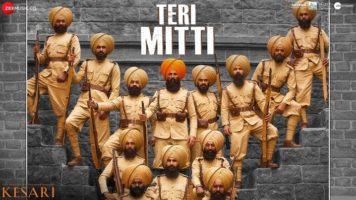 Teri Mitti Song Lyrics Kesari