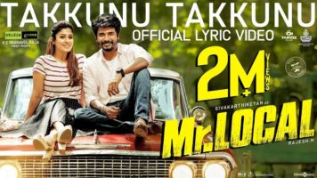 Takkunu Takkunu Song Lyrics Mr Local